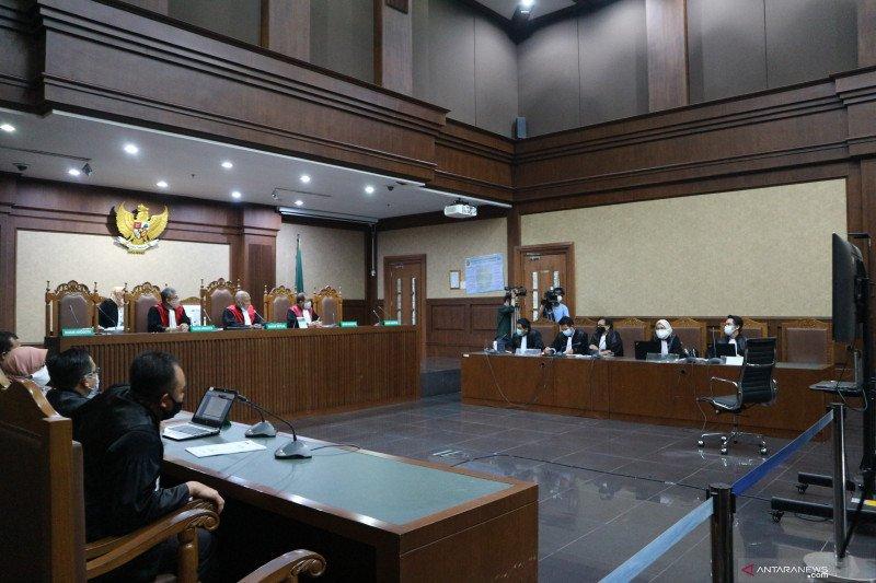 KPK dakwa Nurhadi dan menantu terima gratifikasi Rp37,287 miliar