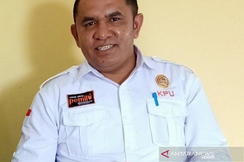 KPU Ngada tetapkan 111.416 orang dalam DPT