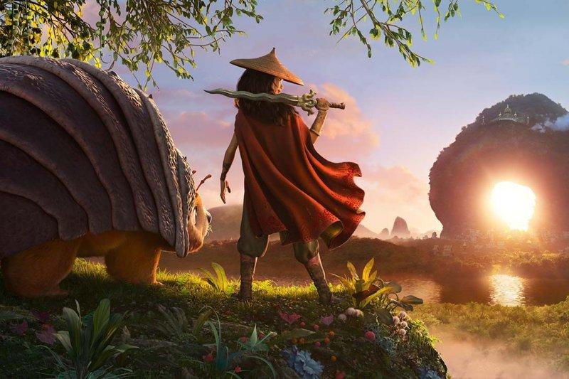 Disney hadirkan suara gamelan dalam 'Raya and the Last Dragon'