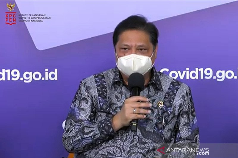 Menko Airlangga : Tiga juta vaksin COVID-19 siap masuk Indonesia akhir 2020