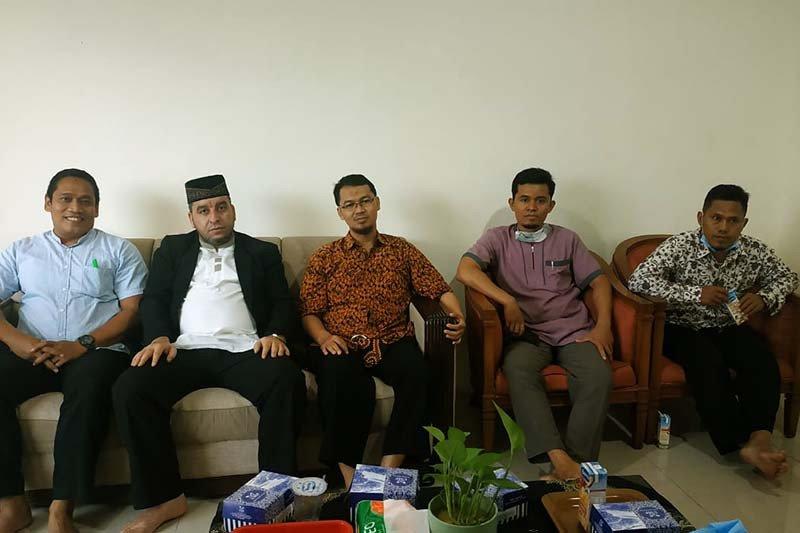 Perwakilan Aljazair kunjungi Universitas Muhammadiyah Purwokerto