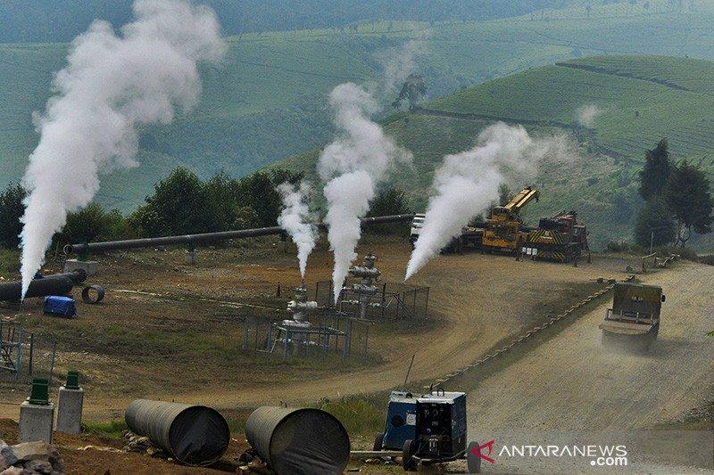 Kementerian ESDM memodifikasi alat bor panas bumi Cisolok-Cisukarame