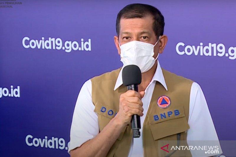 Angka kesembuhan COVID-19 di Indonesia di atas standar WHO