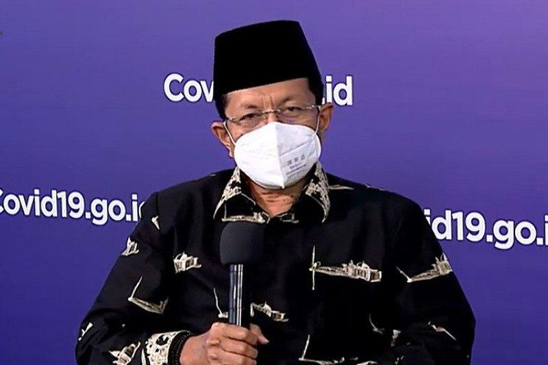 Imam Besar Masjid Istiqlal Jakarta tolak adanya konspirasi COVID-19