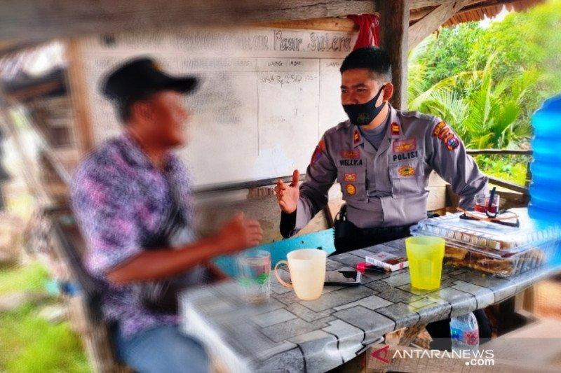 Polisi beri tenggat pengurusan izin tambang liar di Sutera