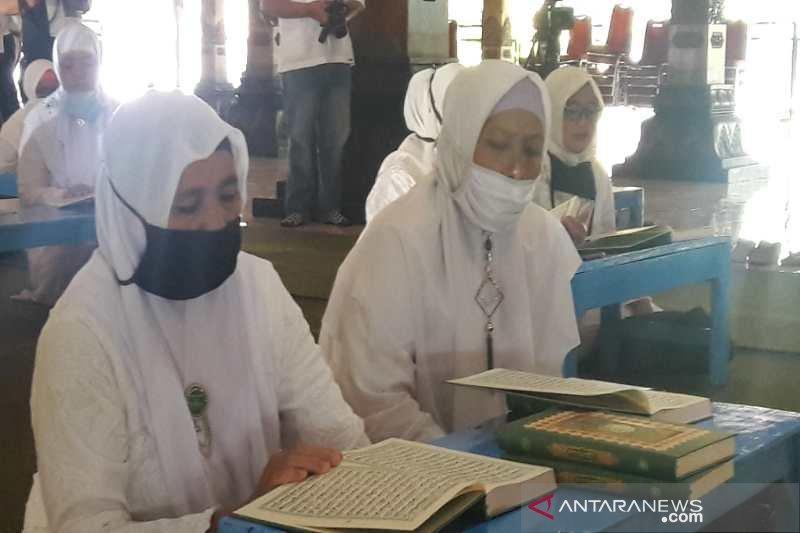 Hari Santri di Temanggung diwarnai Semaan Al Quran