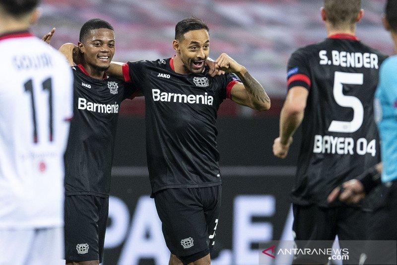 Bayer Leverkusen memulai perjalanan Eropa dengan kemenangan 6-2 atas Nice