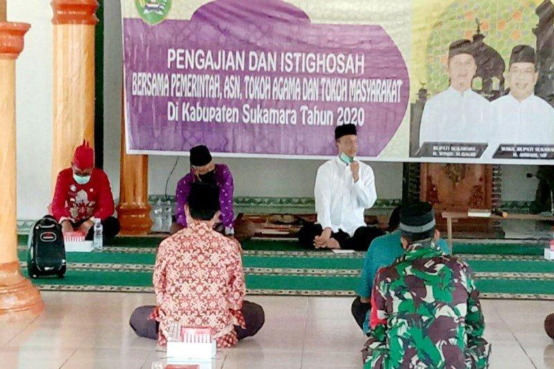 Bupati Sukamara sebut pentingnya penerapan protokol kesehatan di tempat ibadah