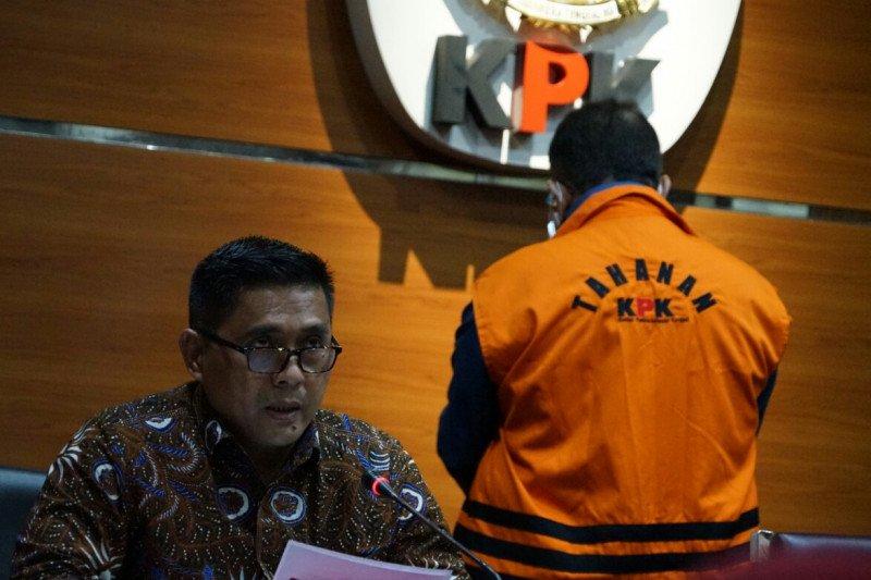 KPK duga Wali Kota Tasikmalaya beri suap Rp700 juta terkait pengurusan DAK