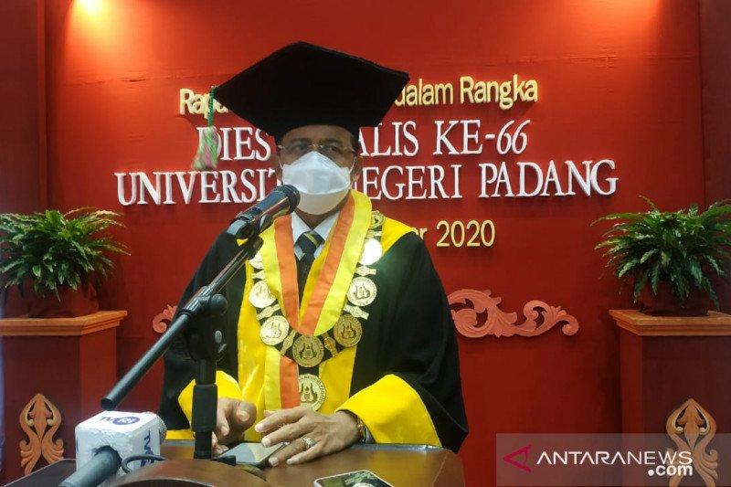 Dies Natalis ke-66, UNP akan rekrut dosen lulusan S3 luar negeri
