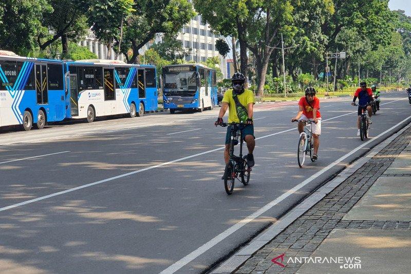 Jambret intai pesepeda di ibu kota