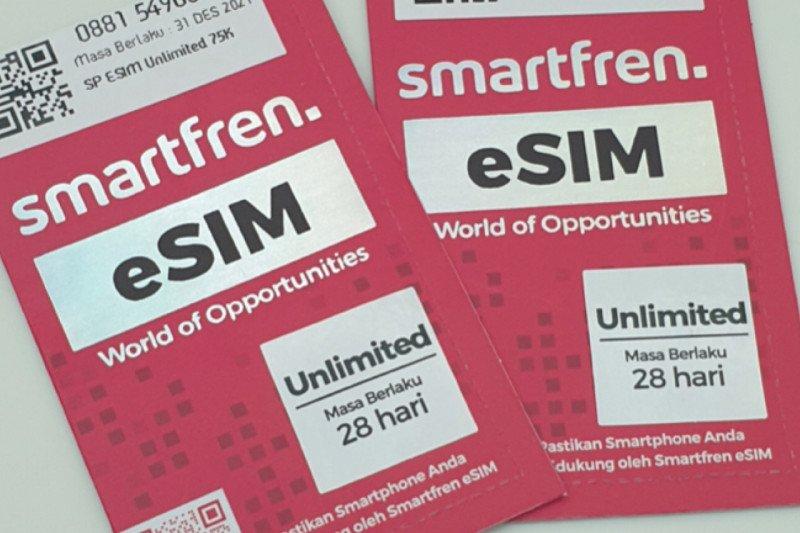 Smartfren menghadirkan cara baru mendapatkan eSIM