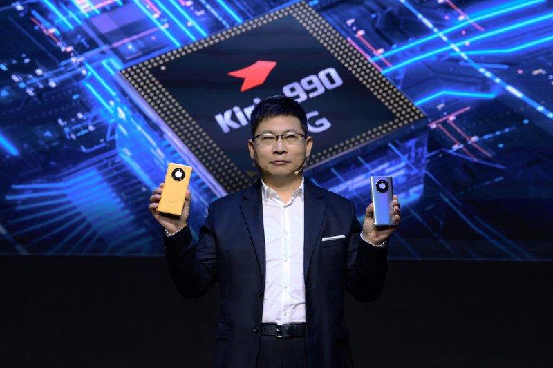 Komentar Bos Huawei CBG soal blokir AS