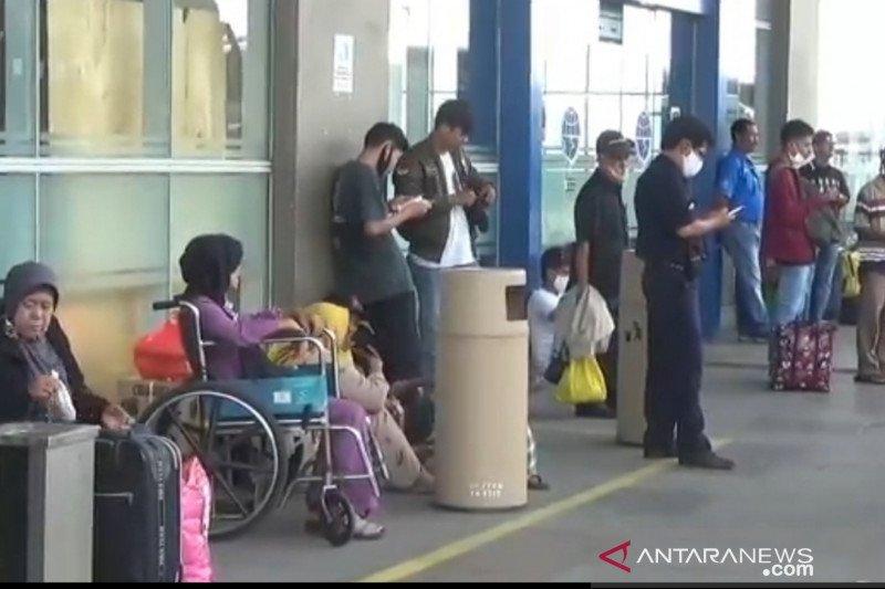 Cuti bersama, pekerja di Jakarta mudik lebih awal