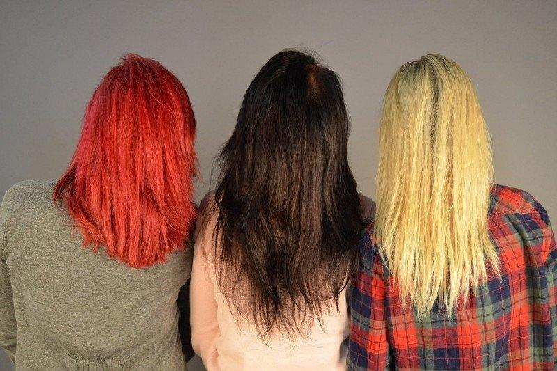 Tips agar warna rambut tidak cepat pudar