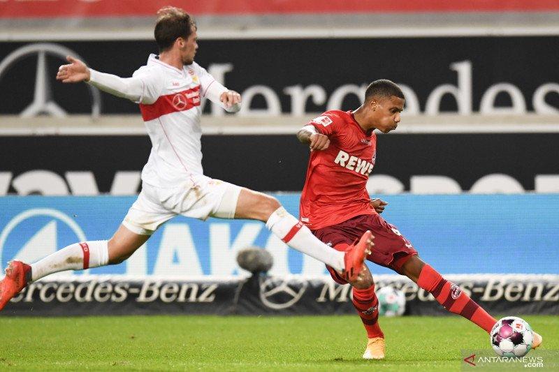 Stuttgart ditahan imbang  oleh tim papan bawah Cologne