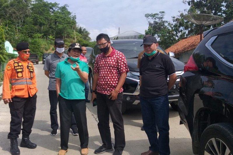BPBD Banjarnegara  intensifkan pemantauan di desa rawan longsor