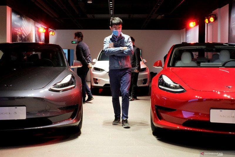 Suspensi bermasalah, Tesla tarik 30.000 mobil diimpor ke China