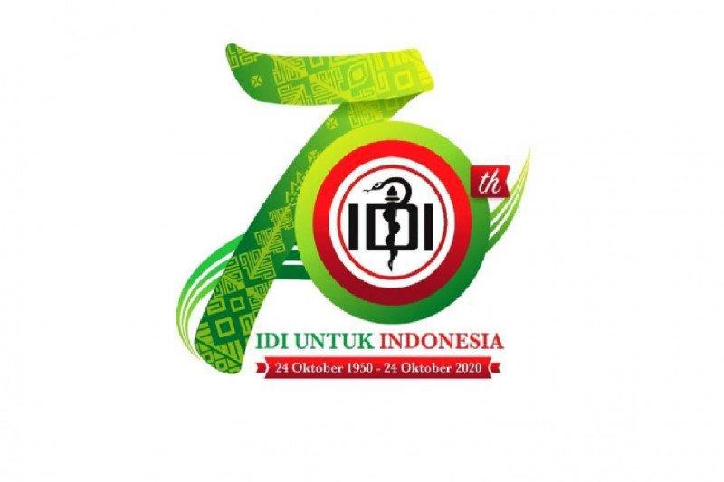 MKKI berpesan agar dokter Indonesia tetap semangat