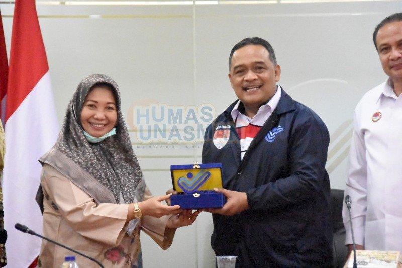BP2MI libatkan Unasman Sulbar untuk riset pekerja migran Indonesia