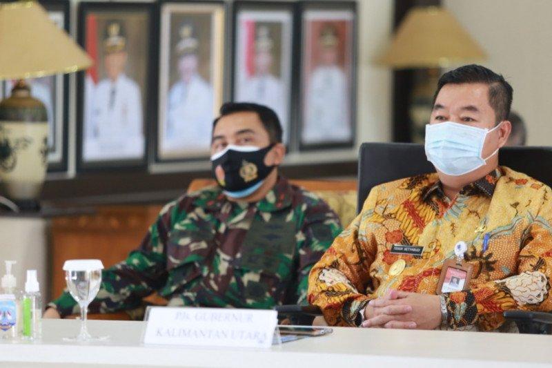 Hadapi libur Panjang, Pjs Gubernur Kaltara Minta Patuhi Protokol Kesehatan