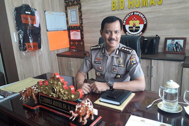 Polda Lampung perketat terapkan protokol kesehatan kepada masyarakat