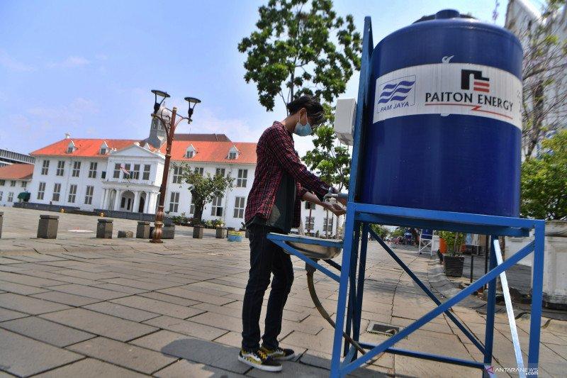 Di Jakarta, total kasus COVID-19 tembus 100.220