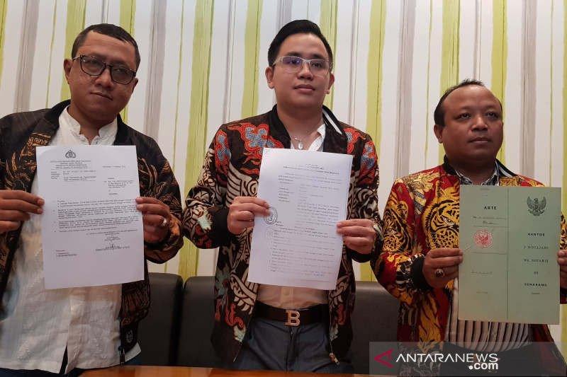 Pengadilan Tinggi Jateng lepas terpidana penggelapan tanah sengketa warisan