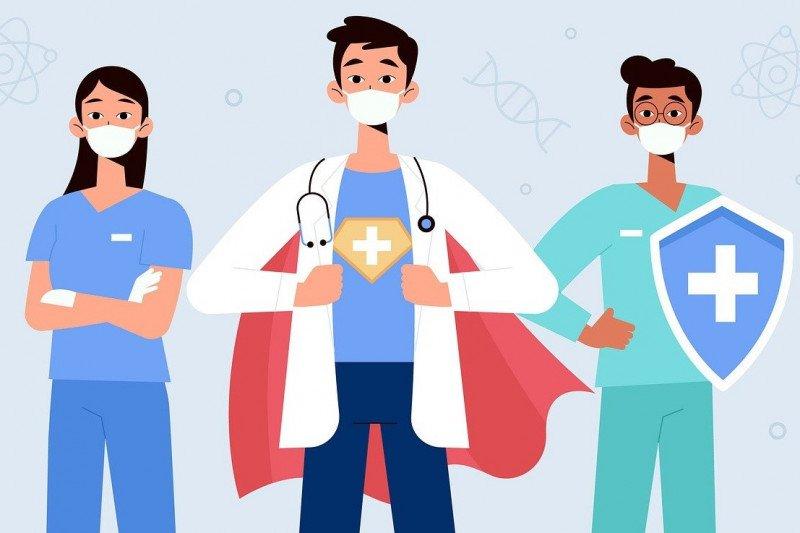 Ini pesan para dokter di peringatan Hari Dokter Nasional
