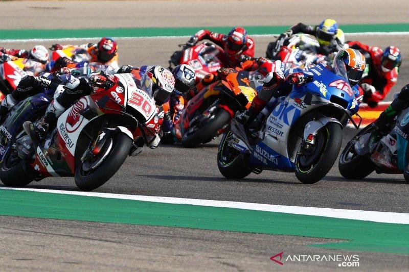 MotoGP Valencia bulan depan tidak terpengaruh langkah Spanyol cegah COVID-19