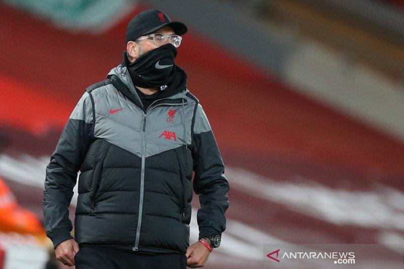 Klopp tegaskan dirinya tak tertarik jadi pelatih Timnas Jerman
