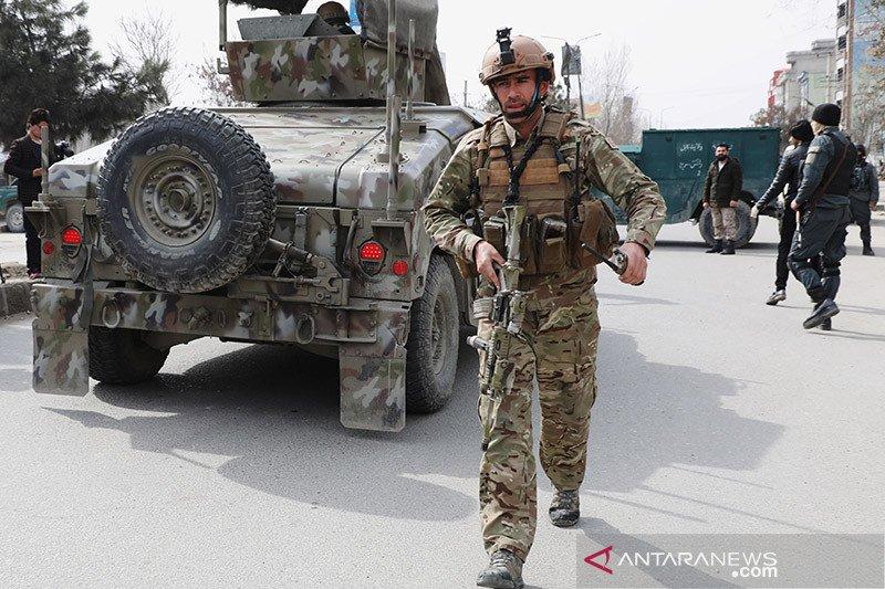 Roket meledak di Kabul Afghanistan, tiga tewas dan belasan orang luka-luka