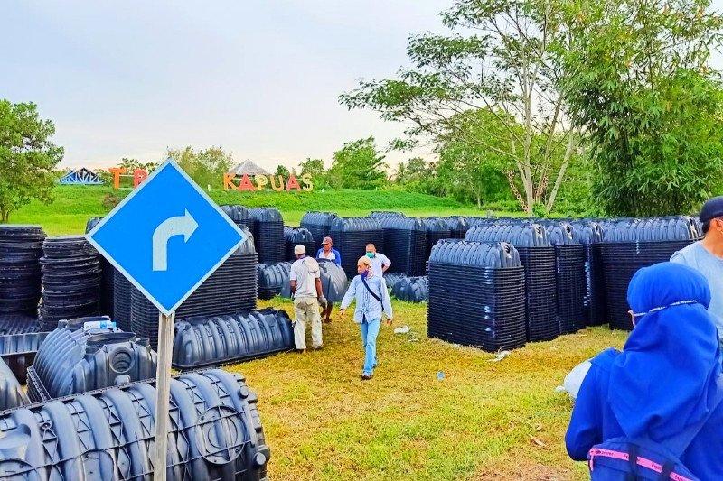 Legislator Kapuas sambut baik proyek jamban untuk sanitasi
