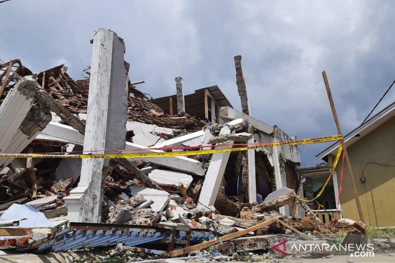 BPBD Kabupaten Sukabumi pastikan tak ada rumah rusak akibat gempa