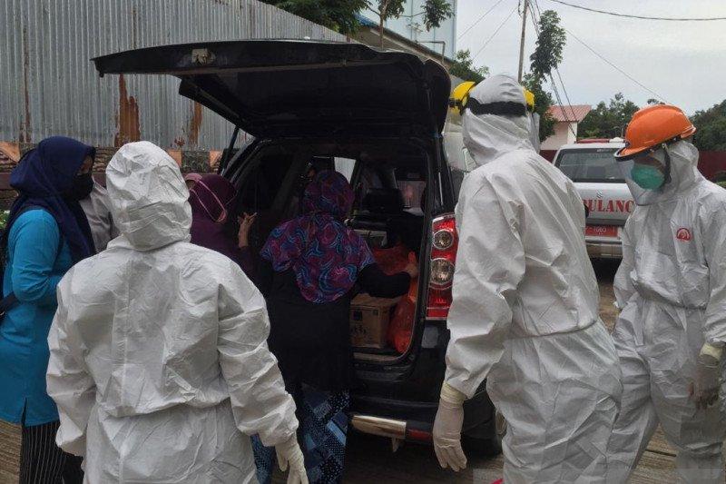 Puluhan pasien COVID-19 Tanjungpinang  terpaksa jalani  karantina di LPMP Kepri