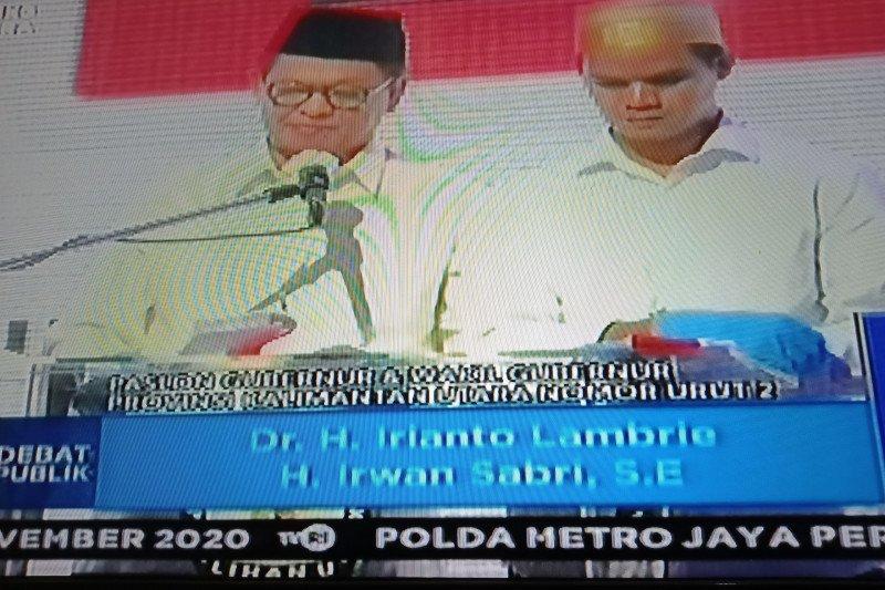 Irianto : Tata Kelola Keuangan Pemprov Kaltara Terbaik di Indonesia