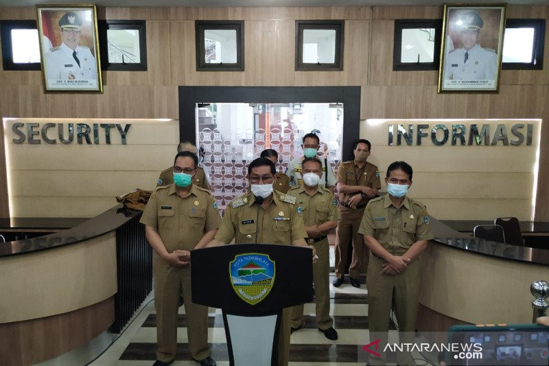 Program Pemkot Tasikmalaya tetap berjalan meski wali kota ditahan