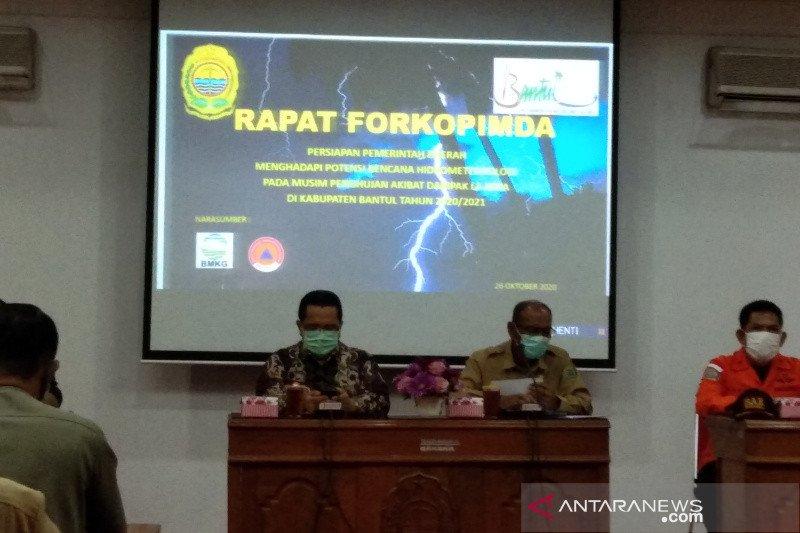 Pemkab Bantul segera mitigasi setiap potensi bencana dampak hujan berlebih