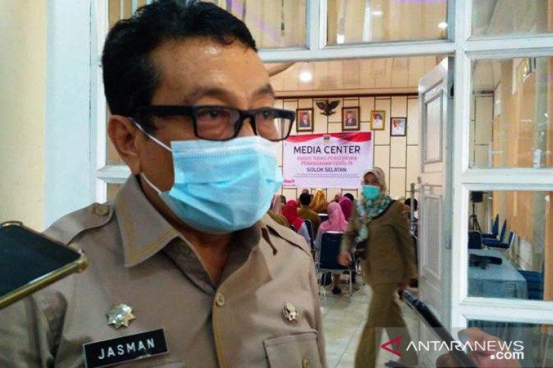 Laporan tenaga kesehatan Solok Selatan diduga terlibat politik praktis, Jasman: saya punya bukti