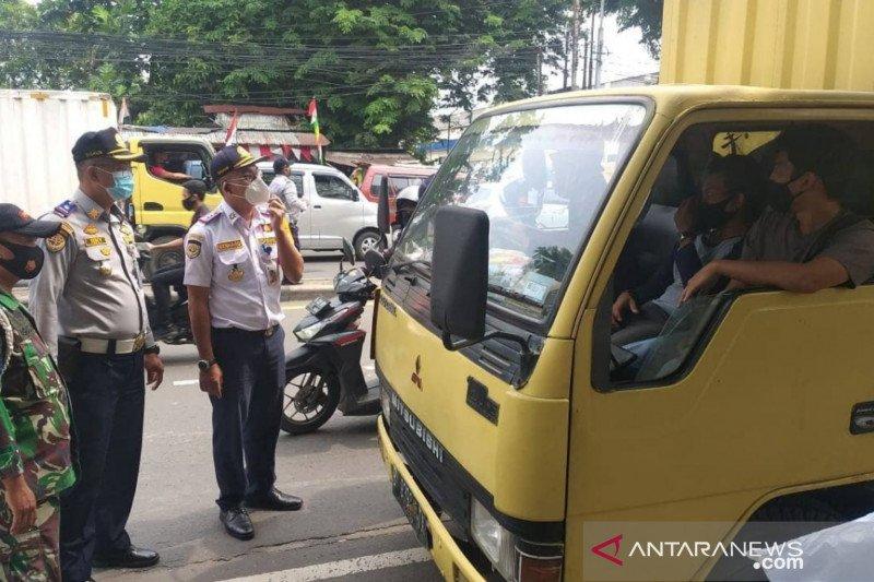150 aparat gabungan Jakarta Timur gelar Operasi Zebra  tiga titik