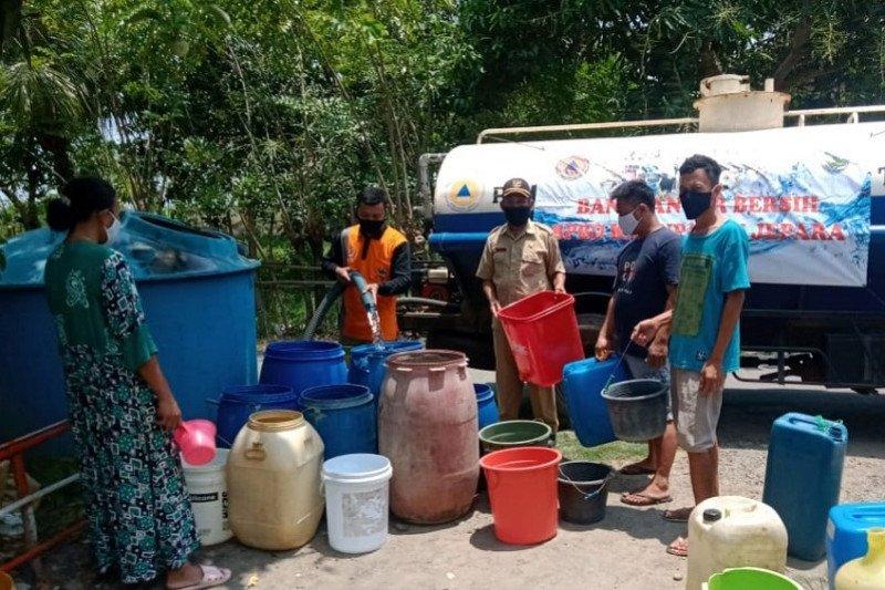 Tiga desa di  Jepara masih kesulitan air bersih