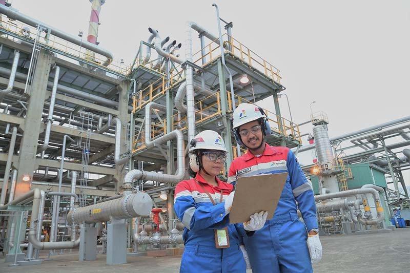 Pertamina menargetkan kilang hijau di Cilacap beroperasi Desember 2021