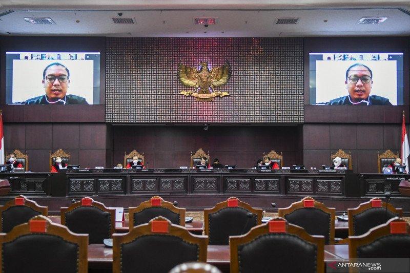 MK tolak partai lokal Papua menjadi peserta pemilu