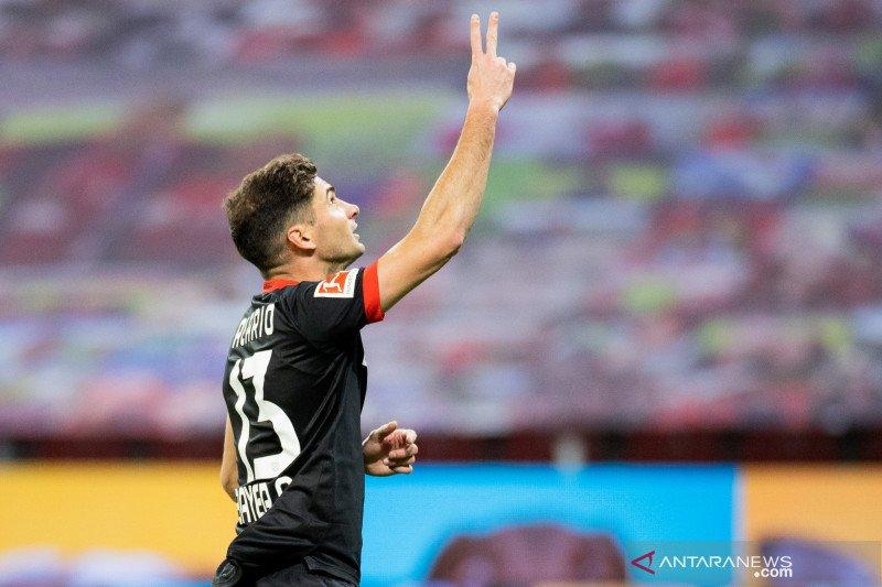 Leverkusen menang 3-1 atas tamunya Augsburg