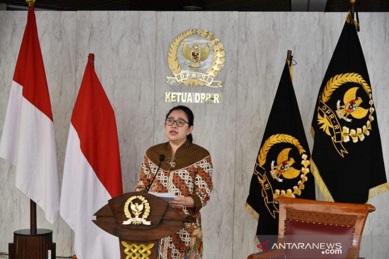 Ketua DPR Puan: Pancasila adalah bintang penuntun Indonesia hadapi rintangan