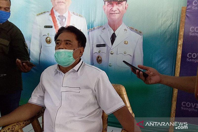 Bupati Sangihe meminta warga patuh protokol kesehatan saat libur panjang