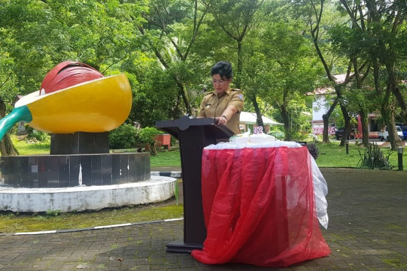 Wujud syukur terima penghargaan BNPB, Pemkab Sitaro gelar ibadah bersama