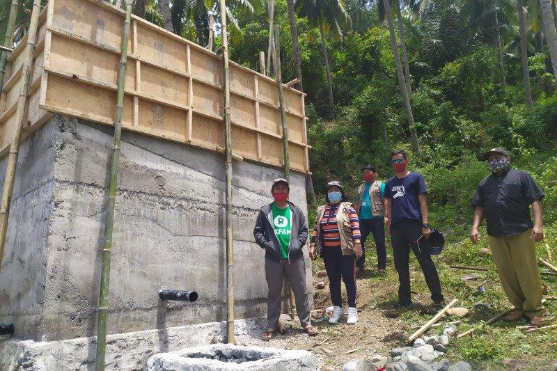 JMK dan OXFAM bangun jaringan air bersih di Sigi dan Donggala