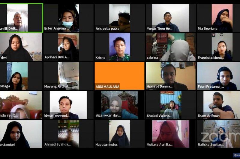 "Ribuan peserta ikuti ""Kick Off DSC 2021"" Darmajaya-BRInkubator dan HIPMI"