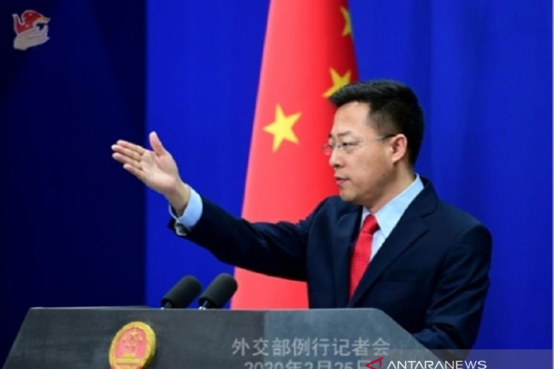 China mintai keterangan tertulis enam perwakilan media AS